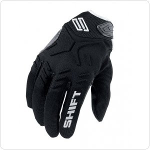 Мотоперчатки SHIFT Stealth Glove [Black]
