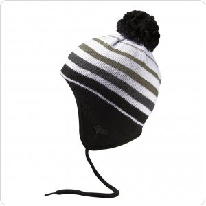 Шапка FOX Speed Fade Visor Beanie Mens черная