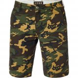 Шорты FOX ESSEX CAMO SHORT [GREEN CAMO]