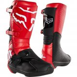Мотоботы FOX COMP BOOT [FLAME RED]