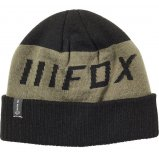 Шапка FOX DOWN SHIFT BEANIE [BLACK]