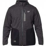 Куртка FOX BARRICADE SOFTSHELL FLEECE [BLACK]