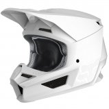 Мотошлем FOX V1 MATTE HELMET [WHITE]