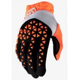 Мото перчатки Ride 100% AIRMATIC Glove [Orange/Black]