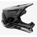 Вело шлем Ride 100% AIRCRAFT COMPOSITE Helmet [Black LTD]