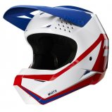 Детский мотошлем SHIFT YOUTH WHIT3 LABEL HELMET [WHITE RED]