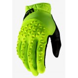 Вело перчатки Ride 100% GEOMATIC Glove [Fluo Yellow]