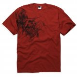 Футболка FOX Day 2 Day ss Tee Mens [RED]