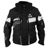 Мото куртка LEATT GPX W.E.C. jacket [Black]