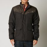 Куртка FOX WHEELBASE JACKET [BLACK]