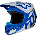 Мотошлем FOX V1 RACE HELMET ECE [BLU]