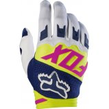 Мото перчатки FOX DIRTPAW RACE GLOVE [NVY/WHT]