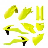 Пластик Polisport MX kit for Kawasaki [Flo Yellow]