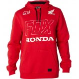 Толстовка FOX HONDA ZIP FLEECE [BLK]