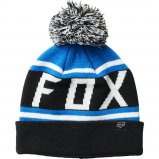 Шапка FOX BLACK DIAMOND POM BEANIE [LT GRY]