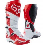 Мотоботы FOX Instinct Boot [WHITE RED]