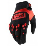 Мото перчатки Ride 100% AIRMATIC Glove Black/Red