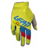 Мото перчатки LEATT Glove GPX 3.5 Lite [Lime/Blu]