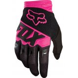 Мото перчатки FOX DIRTPAW RACE GLOVE  [BLK/PNK]