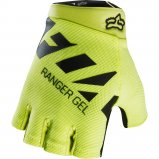 Вело перчатки FOX RANGER GEL SHORT GLOVE [YLW/BLK]