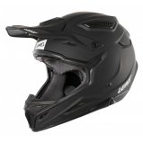 Мотошлем LEATT Helmet GPX 4.5 Satin ECE [Black]