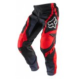 Мото штаны FOX YTH 180 RACE Pant красные