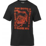Футболка FOX CATALOG PREMIUM TEE [BLACK]