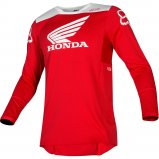 Мото джерси FOX 180 HONDA JERSEY [RED]