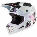 Мотошлем LEATT Helmet GPX 5.5 V19.2 [White/Black]