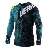 Мото джерси LEATT Jersey GPX 4.5 Lite [Tech Blue]