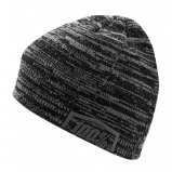 Шапка Ride 100% ESSENTIAL Beanie [Black/Grey]