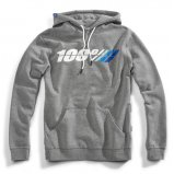 Толстовка Ride 100% MOTORRAD Hooded Pullover Sweatshirt [Gunmetal]